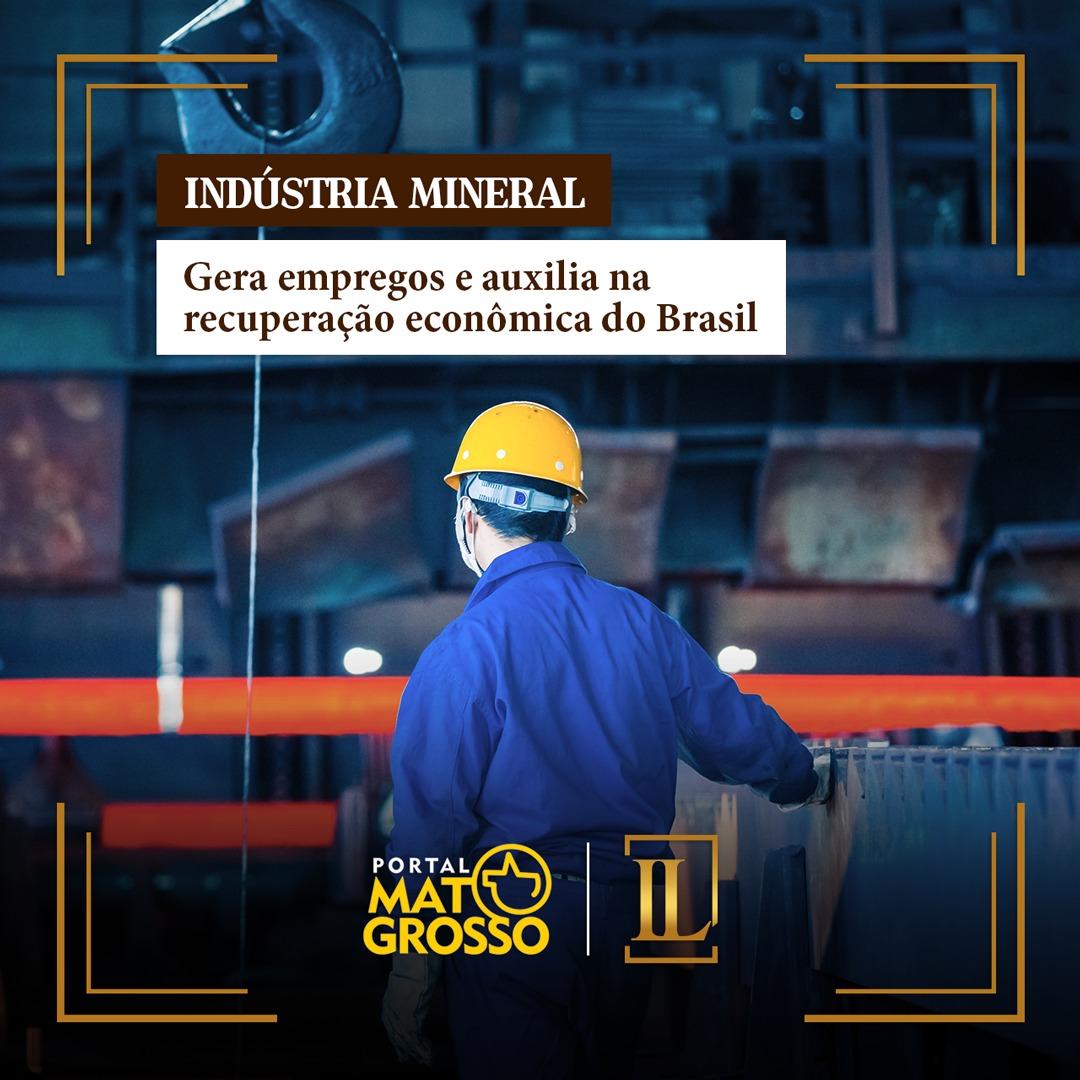 Indústria Mineral