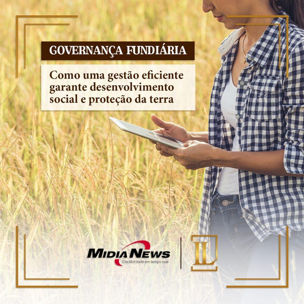 Governança Fundiária